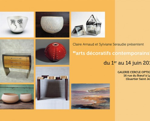 exposition artistes contemporains lyon