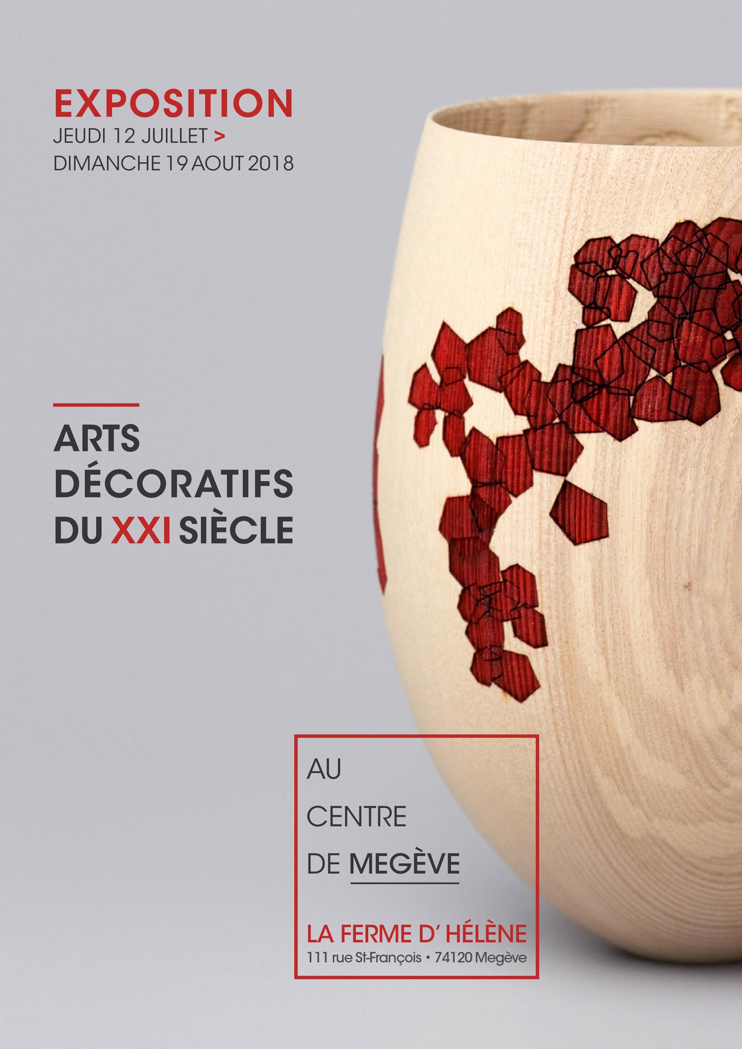 Exposition-artistes-ete-2018 megève